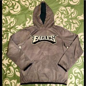 Eagles Football NFL Sweatshirt Youth Medium
